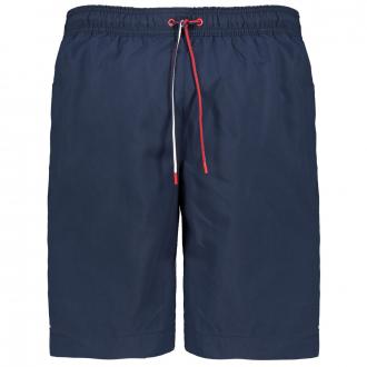 Badeshort mit praktischen Taschen marine_CUN | 4XL