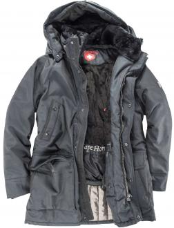 """Funktions Winterjacke """"Cape Horn"""" anthrazit_SIF 