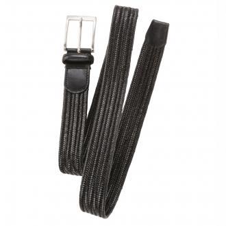 Modischer Stretchgürtel schwarz_2   115
