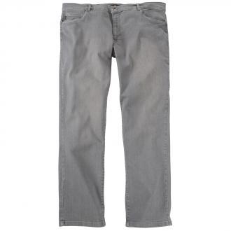Bequeme Jeans mit Stretch-Anteil grau_566 | 42/32