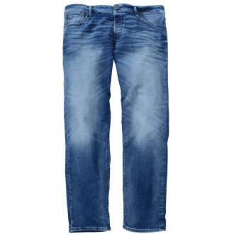 Jeans mit moderner Used-Waschung jeansblau_BLUEDENIM | 42/34