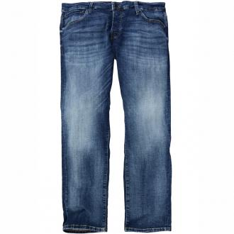 "Stretch-Jeans ""Glenn"" jeansblau_BLUEDENIM 