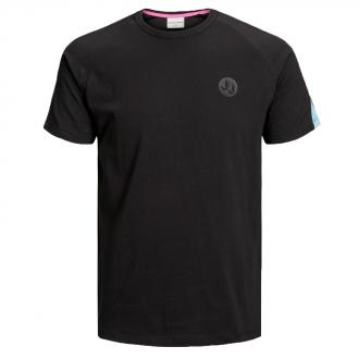 Sportliches T-Shirt schwarz_BLACK | 3XL