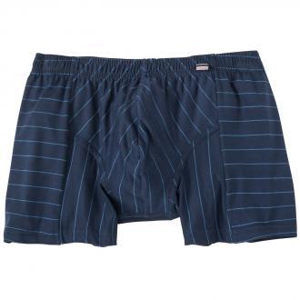 Bequeme Pant mit Micromodal dunkelblau_361 | 8