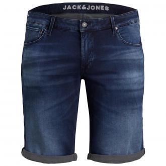 Coole Jeans-Short mit leichter Waschung jeansblau_BLUEDENIM   W54