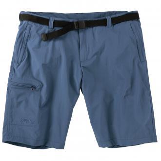 Trekkingshort aus 4-Wege-Stretchmaterial dunkelblau_383 | 66