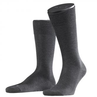 "Bequeme Socken ""Left & Right"" grau_319 