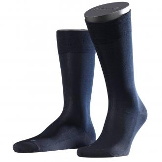 "Bequeme Socken ""Left & Right"" graublau_637 