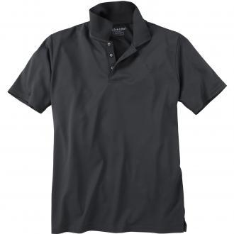 Funktions-Poloshirt dunkelgrau_9870 | 3XL