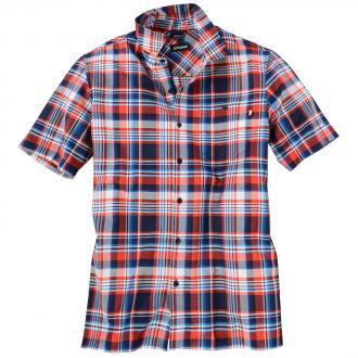 Trekkinghemd mit kurzem Arm dunkelblau_8180 | 3XL