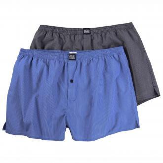 Doppelpack Boxershort aus Baumwolle blau_431 | 10