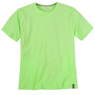 Sommerliches T-Shirt hellgrün_7255 | 5XL