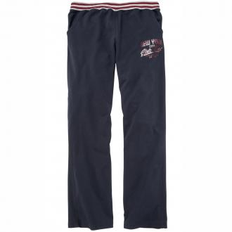 "Lange Jogginghose ""New York"" blau_544 