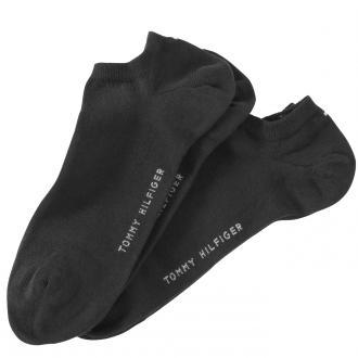 Tommy Hilfiger - Sneaker-Socken - Doppelpack schwarz_200 | 43-46