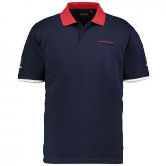 Maritimes Poloshirt marine_5882   3XL