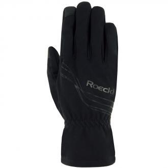 Multifunktioneller Softshell-Handschuh schwarz_000   10