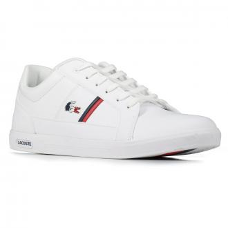 "Sneaker ""Europa TRI 1"" weiß_407   47"