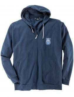 Trainingsjacke blau_881 | 68