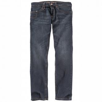 Sportive Jeans mit Stretchanteil blau_43 | 52/34