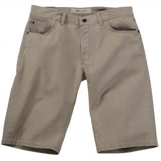 Klassische Jeansshort mit Stretch-Anteil beige_20 | 35