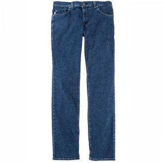 Super bequeme Jeans mit hohem Stretch-Anteil mittelblau_6185/2079/64 | 58