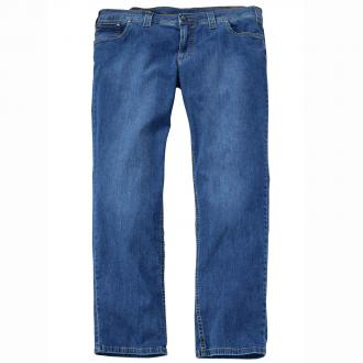 Comfort-Stretch-Jeans mittelblau_26 | 60