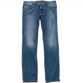5-Pocket-Jeans mit Stretchanteil jeansblau_147 | 31