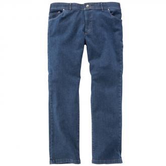 Five Pocket Jeans mit Kurzleibbund dunkelblau_23 | 58