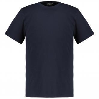 T-Shirt kurzarm dunkelblau_210 | 5XL