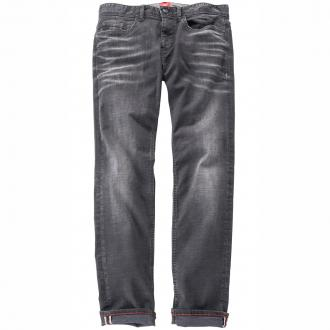 Jeans im verwaschenen Look schwarz_98Z4 | 46/32