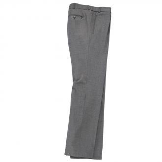 Anzughose mit Stretchbund grau_5   29