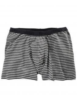 Jersey Pants mit Ringel-Dessin grau_98S4 | 3XL