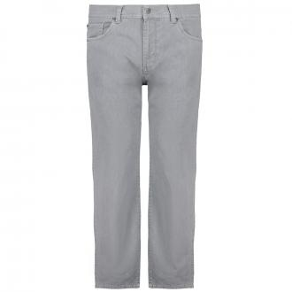 Stretchjeans in Five-Pocket-Form grau_13 | 28