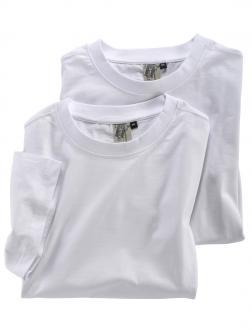 Doppelpack T-Shirts weiß_00 | 3XL