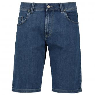 Jeansshort in Megaflex-Qualität jeansblau_05/43 | 31