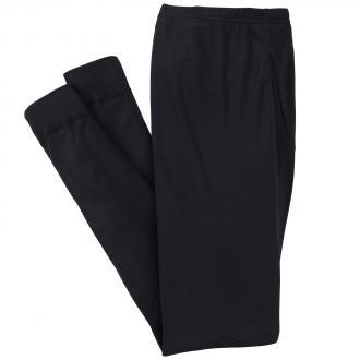 Wärmende Funktions-Unterhose, lang schwarz_900 | 4XL