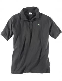 Sportives Polohemd aus hochwertigem Baumwoll-Piqué schwarz_031 | 4XL