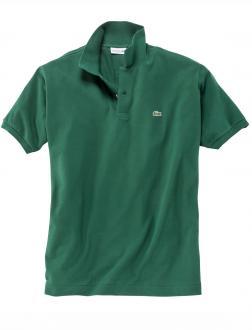 Sportives Polohemd aus hochwertigem Baumwoll-Piqué grün_132 | 5XL