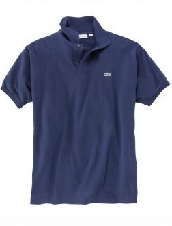 Sportives Polohemd aus hochwertigem Baumwoll-Piqué marine_166 | 5XL