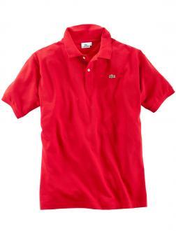 Sportives Polohemd aus hochwertigem Baumwoll-Piqué rot_240 | 3XL