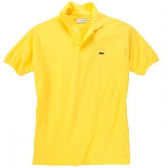 Sportives Polohemd aus hochwertigem Baumwoll-Piqué gelb_6FW | 3XL