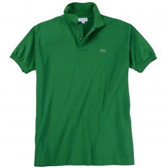 Sportives Polohemd aus hochwertigem Baumwoll-Piqué apfelgrün_CNQ | 5XL
