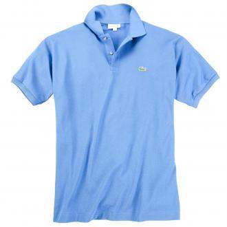 Sportives Polohemd aus hochwertigem Baumwoll-Piqué hellblau_CQK | 5XL