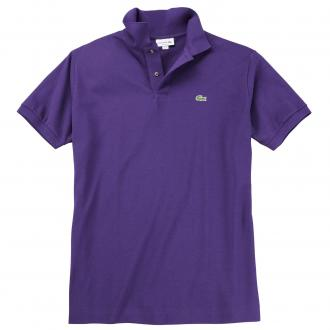 Sportives Polohemd aus hochwertigem Baumwoll-Piqué lila_PFN | 5XL