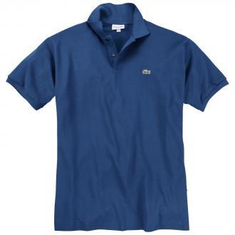 Sportives Polohemd aus hochwertigem Baumwoll-Piqué dunkelblau_Q1Y | 5XL