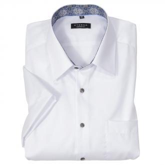 Attraktiv bügelfreies City-Hemd, kurzarm weiß_00 | 46