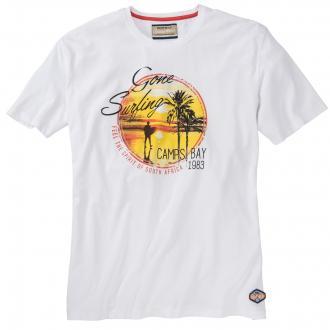 T-Shirt im Vintage-Look weiß_16 | 5XL