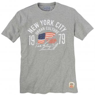 "T-Shirt mit ""New-York-City"" Print grau_89 