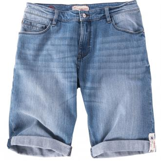 Jeans Short mit Stretch blau_4110   W48