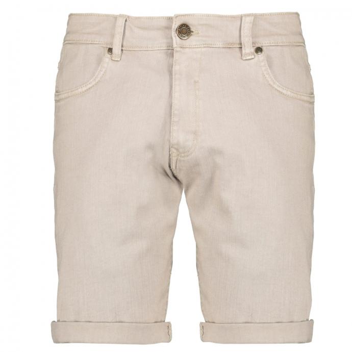 Coole Jeans-Short im 5-Pocket-Style sand_730 | W46